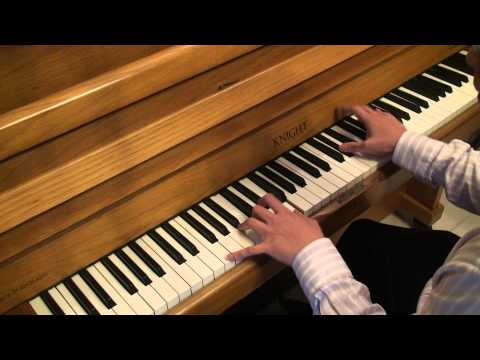 Taio Cruz - Replaceable Piano by Ray Mak