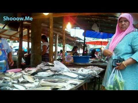 Тайланд. Ао Нанг. Рыбалка и рыба на рынках