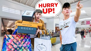 Being the Richest Kid in America's PERSONAL ASSISTANT.. **bad idea**