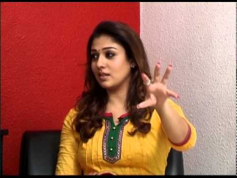 Nayanatara-Interview-on-Anaamika