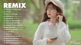 """Thế Thái Remix - Edm Tik Tok SC Remix 2020 """"Cực Đỉnh"""" - Một Mình Có Buồn Không - Nhạc Trẻ Remix 2020"""