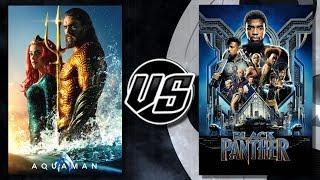 Aquaman VS Black Panther