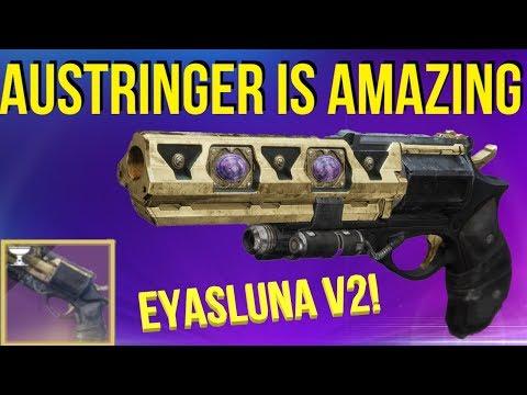 The Eyasluna Is BACK! The Austringer - Destiny 2