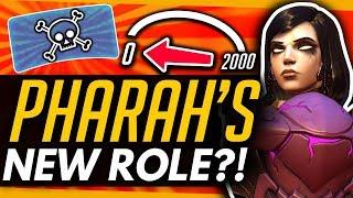 Overwatch | PHARAH's NEW ROLE + Fareeha vs Valkia Debate!