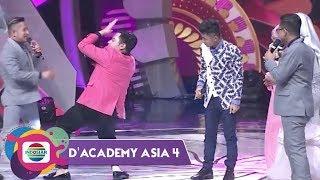 NASSAR KALAH TELAK!! Battle Goyang Dangdut Lawan JIRAYUT (THAILAND)   DA Asia 4 Top 30
