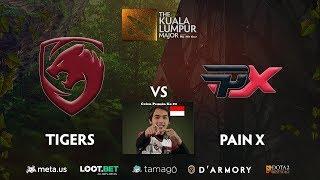 TIGERS VS PAIN X (SA) - KL Major 2018 | Dota 2 Highlights BY DOTA 2 MINOR CHAMP