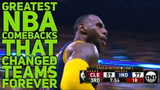 Greatest NBA Comebacks That Changed Teams Forever