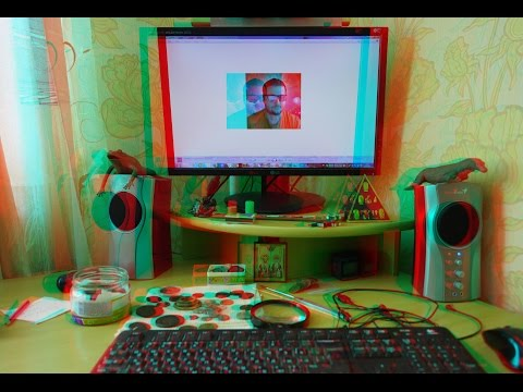 My Room 3D !The Comfort Of Home ! 3D VIDEO