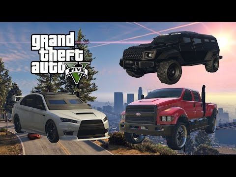GTA 5 - How To Get All The Heist Vehicles In Storymode Xbox360/PS3 ( Hydra,Kuruma,insurgent )