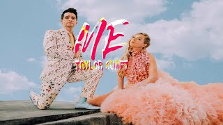 Taylor Swift   ME! (Lyrics) Ft  Brendon Urie | Animated Lyric