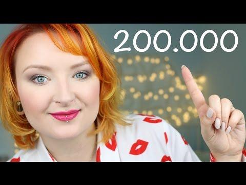 SZALEŃSTWO! 200 tys subów i KONKURS z tej okazji!  ★ Red Lipstick Monster ★