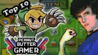 Game   Top 5 Zelda Items   Top 5 Zelda Items