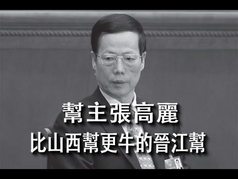 【紅朝秘聞】博訊揭秘張高麗富可敵國的官僚资本集团----- 晋江帮     比山西帮更牛!
