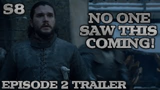 Huge Clue!!! Game of Thrones Season 8 Episode 2 Trailer Explained | Breakdown