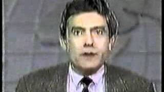 CBS Special Report Interruption - November 1983