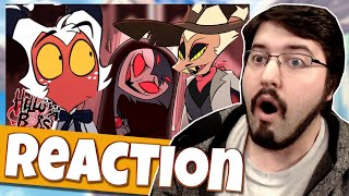 MEET THE HELLinLAWS!, HELLUVA BOSS Ep 5, #Reaction