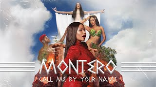 Lil Nas X, Nicki Minaj, ROSALÍA, Doja Cat - MONTERO (Call Me By Your Name) [MASHUP]