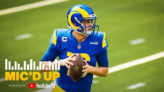"""""""Bring that Juice, Baby!"""" Jared Goff Mic'd Up vs. Giants 