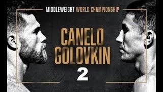 Saul Alvarez vs Gennady Golovkin 2 Full Fight HD
