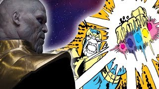 All Avengers DEATHS in INFINITY GAUNTLET