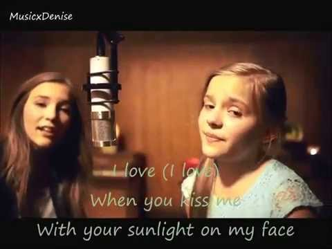 Lennon & Maisy - Love (official lyrics music video)