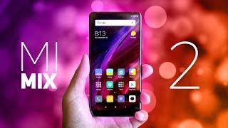 Xiaomi Mi Mix 2 Hands On!
