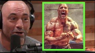 Joe Rogan - The Rock Can Do Whatever He Wants!