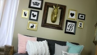 Whimsical Bedroom Tour