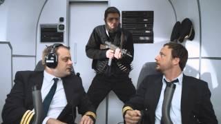 Pečený sněhulák - Jak se vypořádat s teroristou v letadle