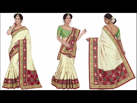 Wedding Saree: Indian Wedding Sarees Designer & Fancy Designs Latest Collection Online For Marriage
