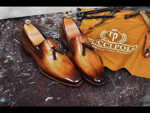 TucciPolo - The Art of Handcrafted Luxury Shoes