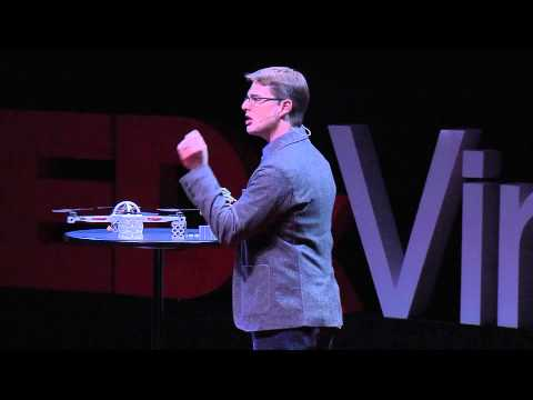 Disruptive design via additive manufacturing: Chris Williams at TEDxVirginiaTech