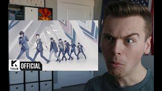 MY FIRST INFINITE SONG (INFINITE(인피니트) _ The Chaser(추격자) MV Reaction)