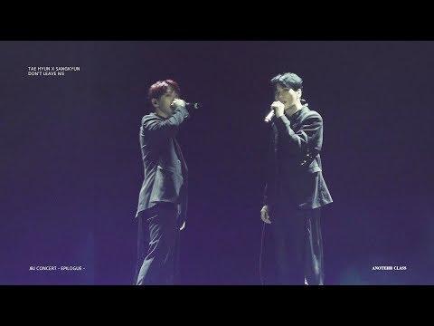 [FANCAM] 180422 JBJ 정바콘 EPILOGUE 노태현x김상균 유닛 Don't leave me & HANDCLAP (Roh Taehyun  x Kim Sangkyun)