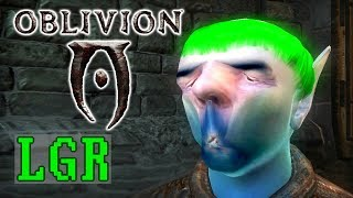 LGR - The Elder Scrolls IV: Oblivion Review