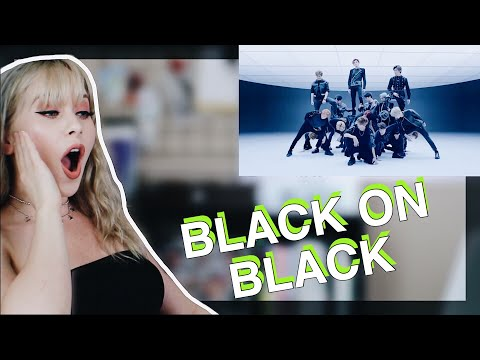 NCT (엔시티) - Black On Black M/V Reaction | LEARNING FANCHANTS LOL