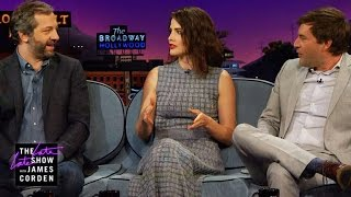 Judd Apatow, Mark Duplass & Cobie Smulders Talk Child Birth
