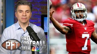 NFL sets up workout for Colin Kaepernick | Pro Football Talk | NBC Sports