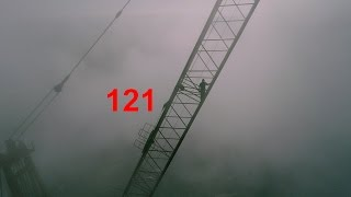 BNT 121 To jest dobre (freesolo climbing the crane 200m)