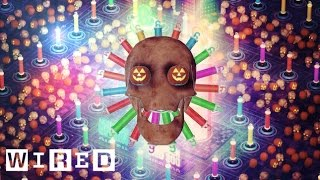 What's Inside: Glow Sticks – WIRED