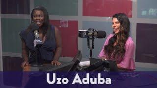 Uzo Aduba's Inspirational Message!