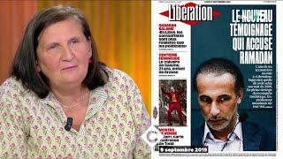 Tariq Ramadan sort du silence - C à Vous - 09/09/2019