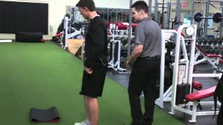 The Nordic Hamstring Exercise