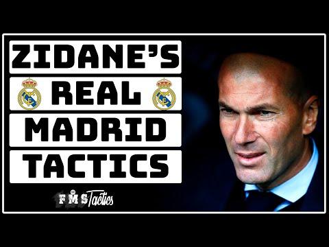   Real Madrid 2020/21 Tactical Analysis   Zidane's Tactics  