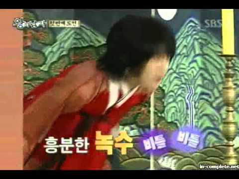 Jaejoong and his clumsiness ! (The King's Man Parody) ♥