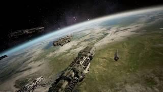 Геймплей онлайн игры Dreadnought (Full HD, Ultra Graphics)