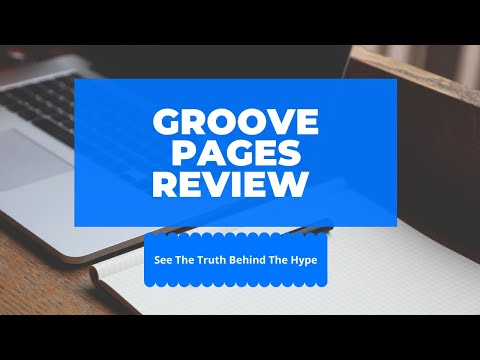 Groovepages Review  Groovepages Review 2020 - BEST Funnel Builder?