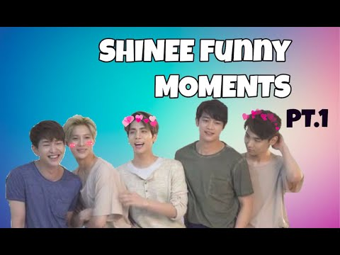 SHINee Funny Moments