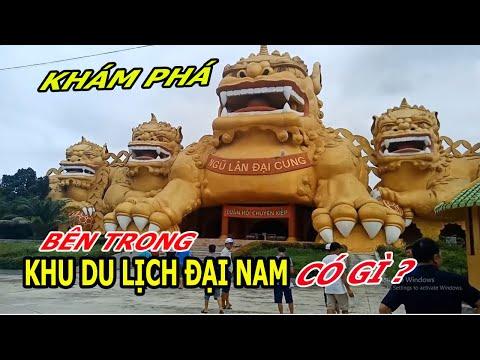 Khu Du lịch Đại Nam | Khu du lịch Đại Nam, Bình Dương | Dai Nam Park
