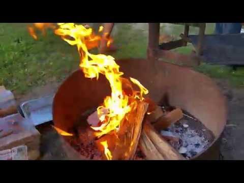 Lighting Fire With Magnesium Block | सलाई वा लाइटर बिना नै आगो